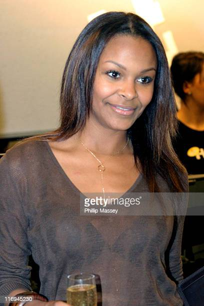 Samantha Mumba during Samantha Mumba Shops at Launch Party for the New HM Store in Dublin November 9 2005 at HM Store on Mary Street in Dublin Ireland