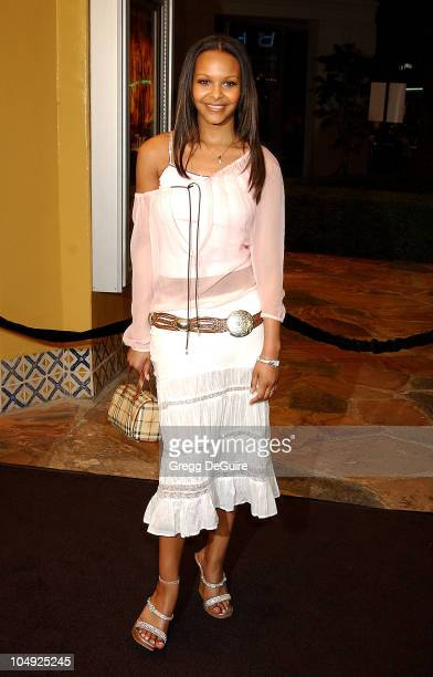 Samantha Mumba during 'The Time Machine' Premiere at Mann Village Theatre in Westwood California United States