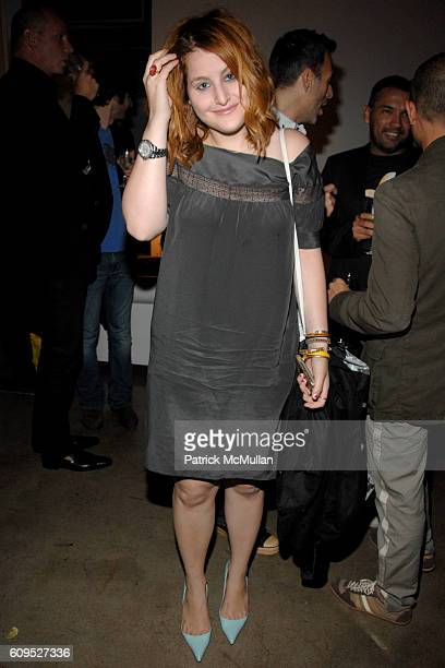 Samantha Perelman attends INTERVIEW MAGAZINE DIANE VON FURSTENBERG and W HOTELS Launch Party for BOB COLACELLO's new book OUT at Milk Studios...