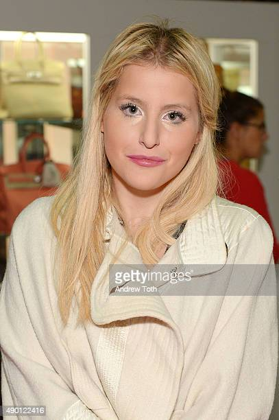 Samantha Perelman attends the NYC Big Flea Opening Night Cocktail Party at Pier 94 on September 25 2015 in New York City