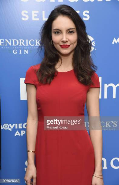 Samantha Robinson attends the IFC Films Independent Spirit Awards After Party presented by MovieGrade App Hendricks Gin and Kona Brewing Company on...
