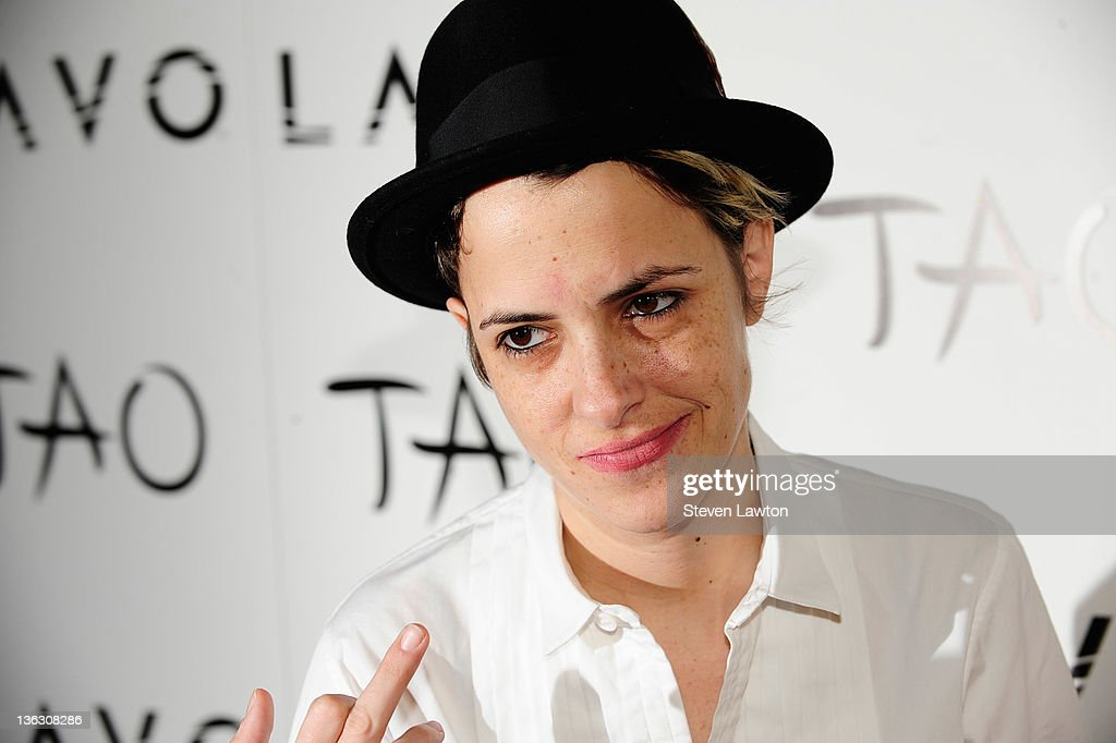 DJ Samantha Ronson Spins Special New Year's Eve Set At Lavo Nightclub