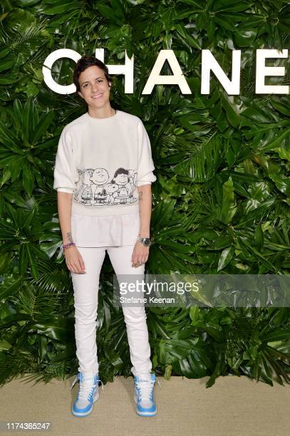 Samantha Ronson attends Chanel Dinner Celebrating Gabrielle Chanel Essence With Margot Robbie on September 12 2019 in Los Angeles California