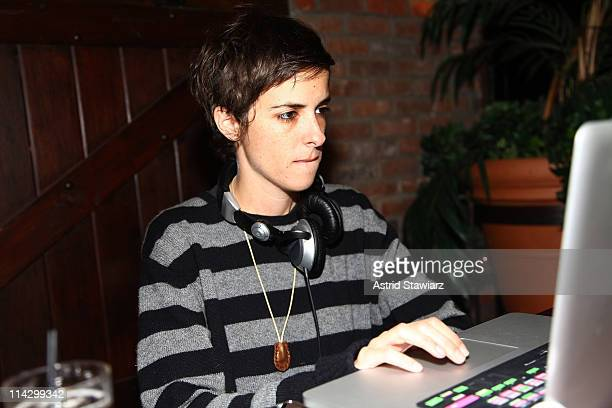 Samantha Ronson attends The Humane Society of the United States & The Art Institute's Fifth Annual Cool vs. Cruel Awards Ceremomy at The Bowery Hotel...