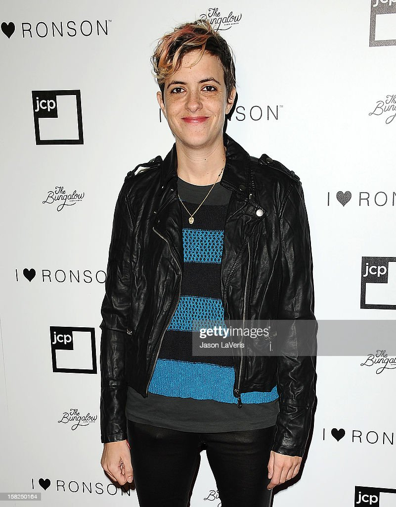 Charlotte Ronson And Jcpenney I Heart Ronson Celebration With Music By Samantha Ronson