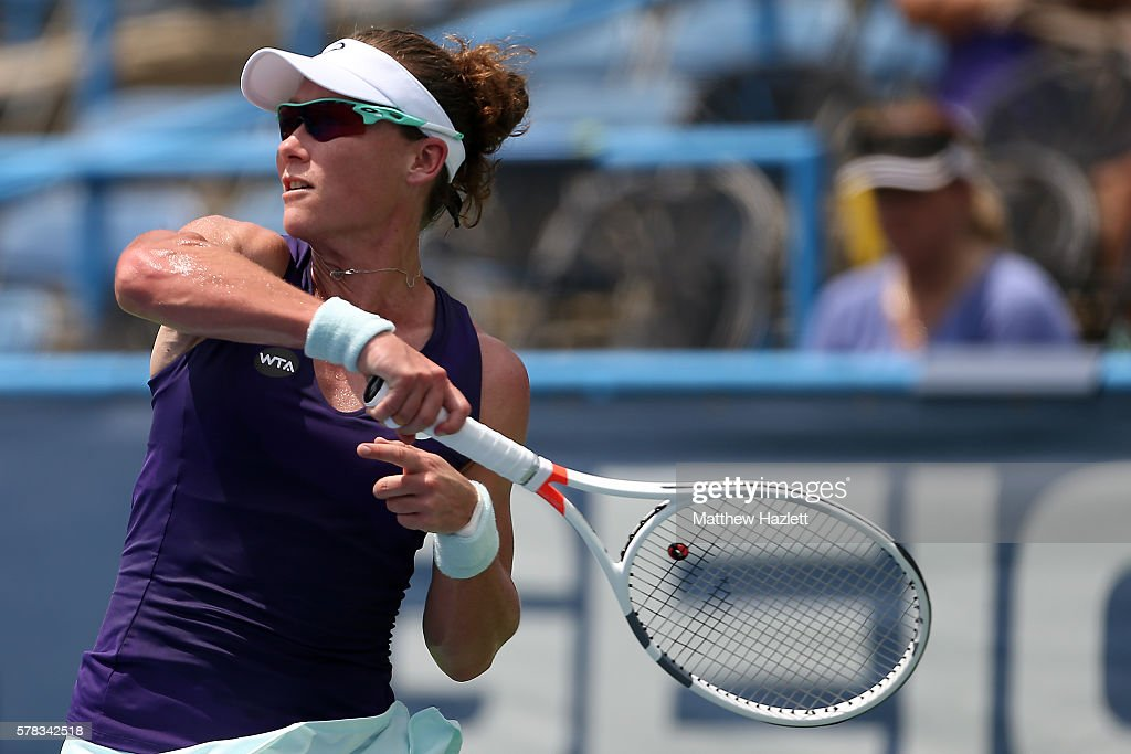 CITI OPEN - Day 1 : News Photo