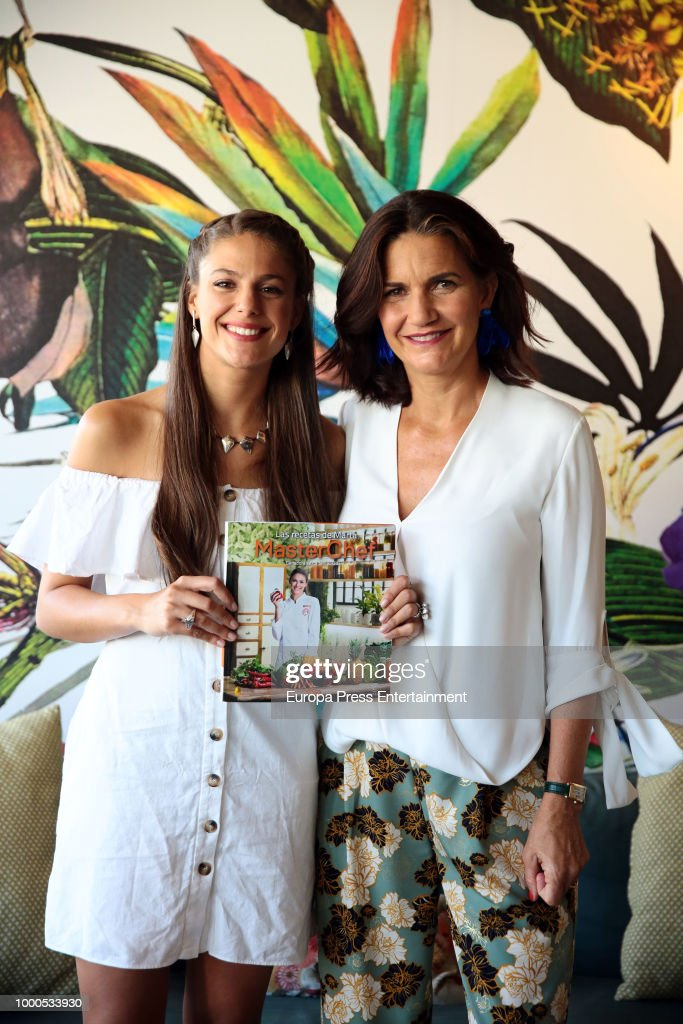 MasterChef Winner Marta Verona Presents Her Recipe Book
