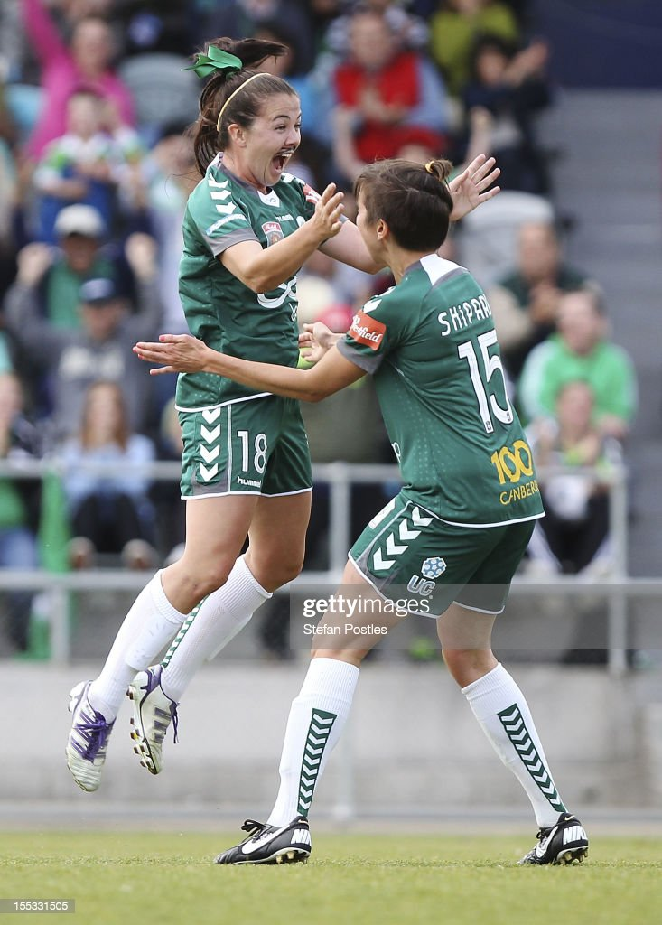 W-League Rd 3 - Canberra v Adelaide
