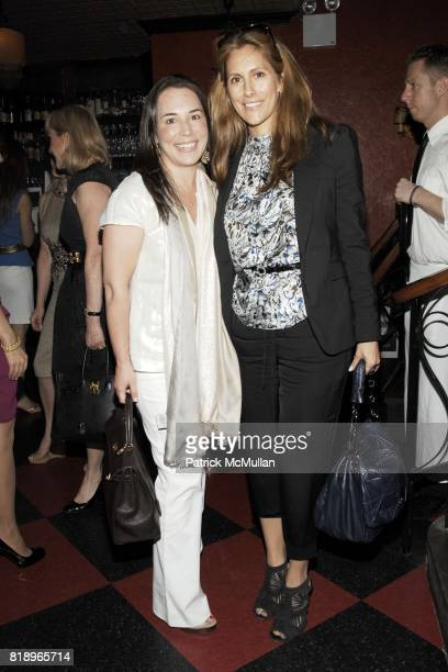 Samantha Yanks and Cristina Greeven Cuomo attend Sharon Lauren Ashley Bush Host Luncheon in Celebration of the FEED Bears Sponsored by DIOR BEAUTY...