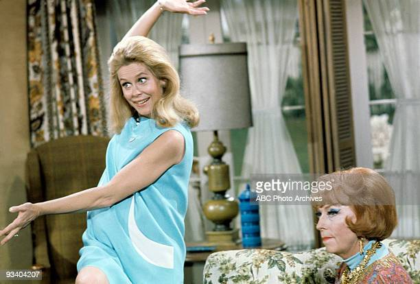 BEWITCHED Samantha's Better Halves Season Six 1/1/70 Endora broke Darrin into two people with strange and hilarious results when he had to leave town...