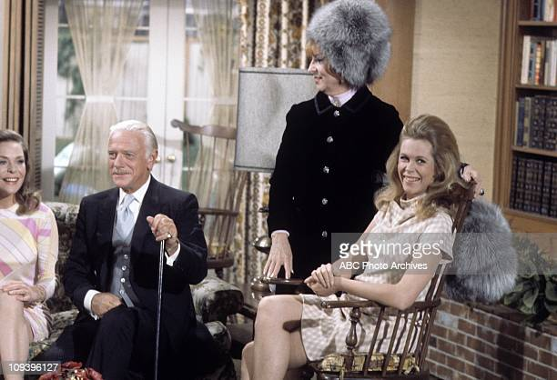 BEWITCHED Samantha's Good News Airdate April 10 1969 JANINE