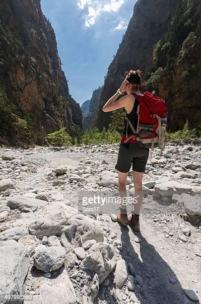 Samaria Gorge Trail, Crete