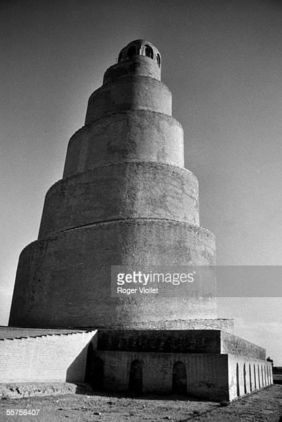 Samarra The minaret of the mosque RV926060