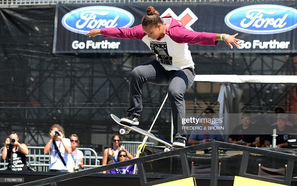 US-LIFESTYLE-XGAMES : News Photo