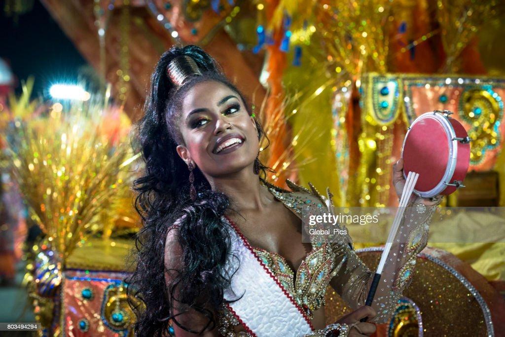 Samba Brazil : Stock Photo