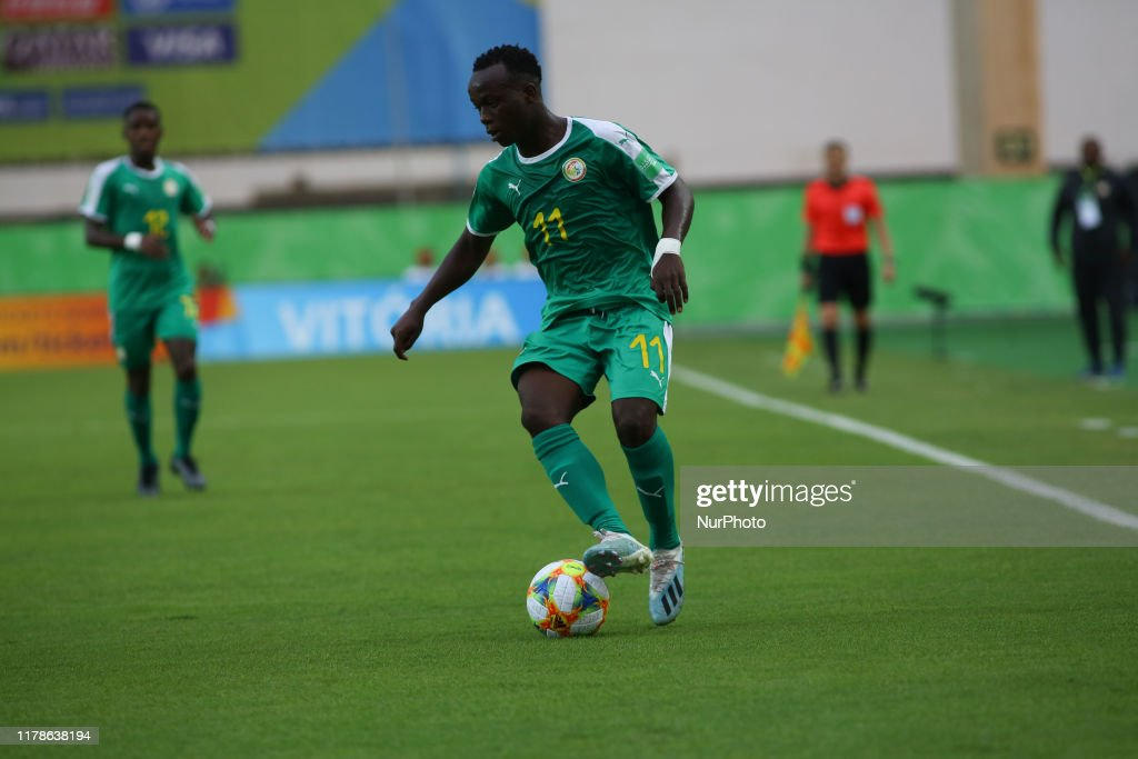 USA v Senegal - FIFA U-17 World Cup Brazil 2019 : News Photo