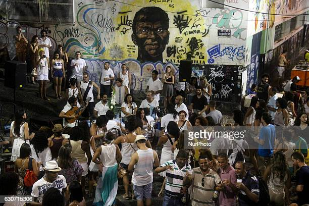 Samba is part of the Carioca culture and one of the most traditional city of samba circles happens in Pedra do Sal where in the past there was a...