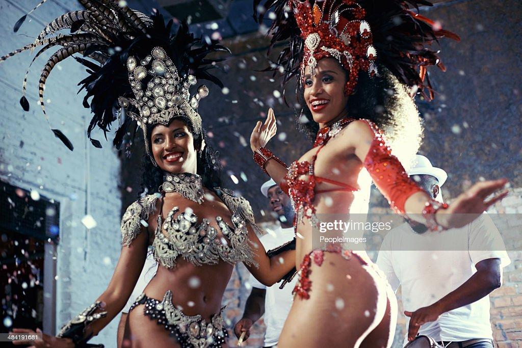 Samba! : Stock Photo