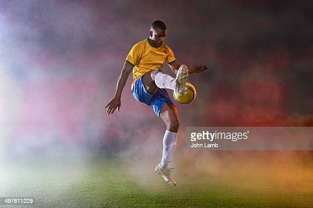 samba skills - football player stock pictures, royalty-free photos & images