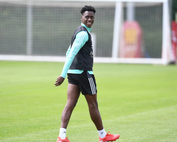 GBR: Arsenal Pre-Season Training Session