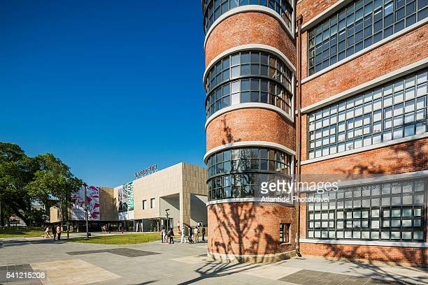 samcheongdong, the former defense security command and the national museum of modern and contemporary art - museum of contemporary art stock pictures, royalty-free photos & images