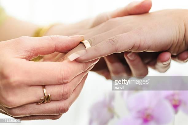 same sex marriage, women