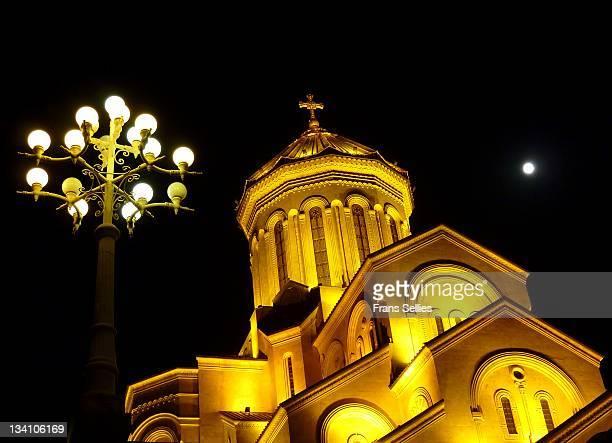 sameba cathedral - frans sellies stockfoto's en -beelden
