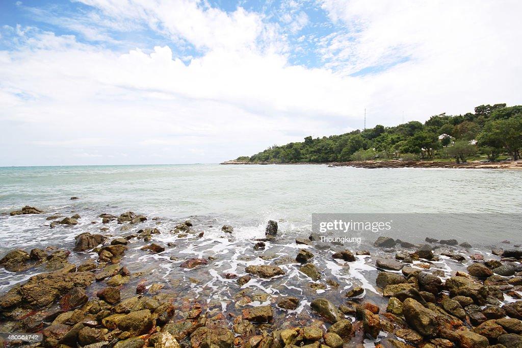 Samed island Koh Samed Rayong Thailand : Stock Photo