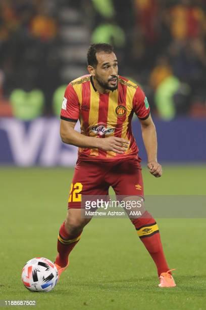 Sameh Derbali of Esperance Sportive de Tunis during the FIFA Club World Cup 2nd round match between Al Hilal and Esperance Sportive de Tunis at...