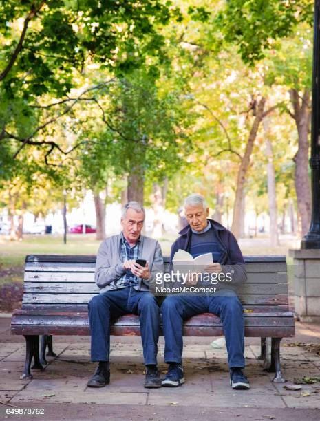 Personas del mismo sexo mayores - breve