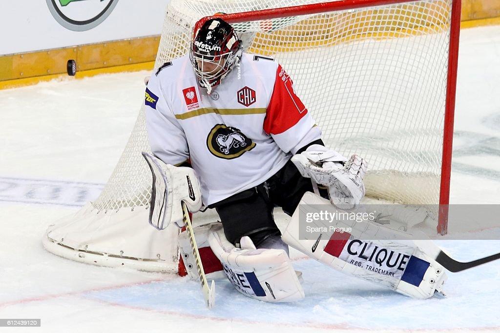Sparta Prague v Karpat Oulu - Champions Hockey League : News Photo