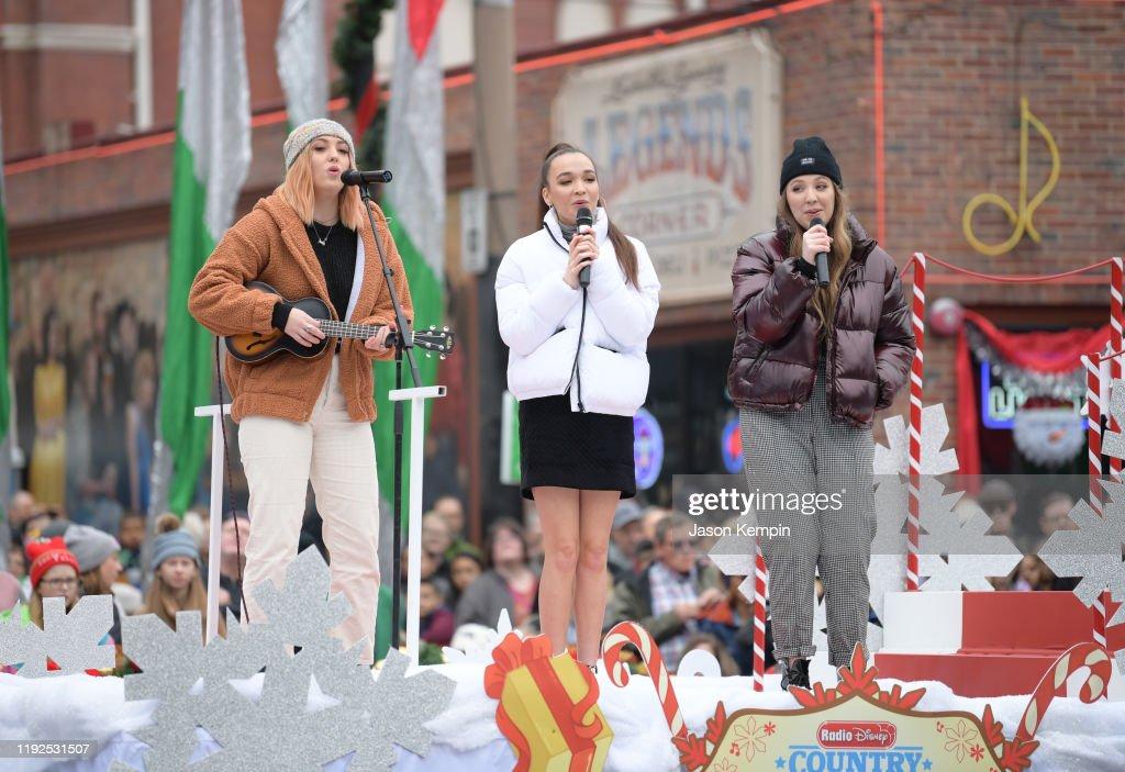 2019 Nashville Christmas Parade : News Photo