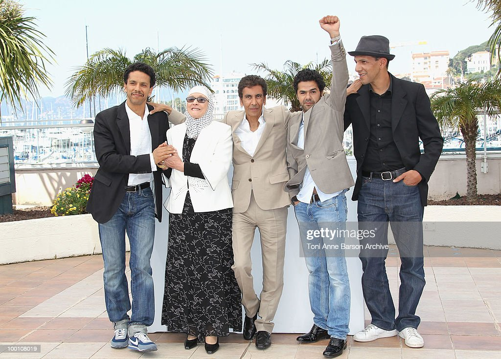 "63rd Annual Cannes Film Festival - ""Outside the Law"" Photo Call"