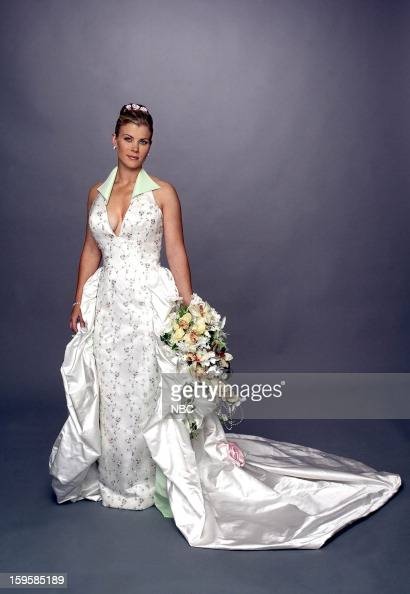 Lives Sami Brady Austin Reed 1st Wedding Attempt 2002 News Photo Getty Images
