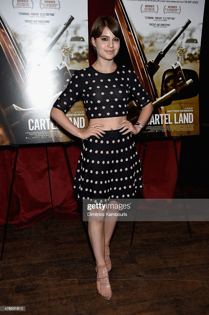 "Seth Meyers With The Orchard And The Cinema Society Host A Special Screening Of ""Cartel Land"" - Arrivals"