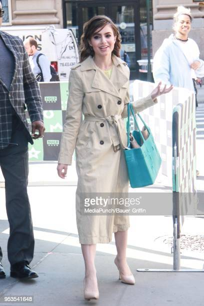 Sami Gayle is seen on May 01 2018 in New York City
