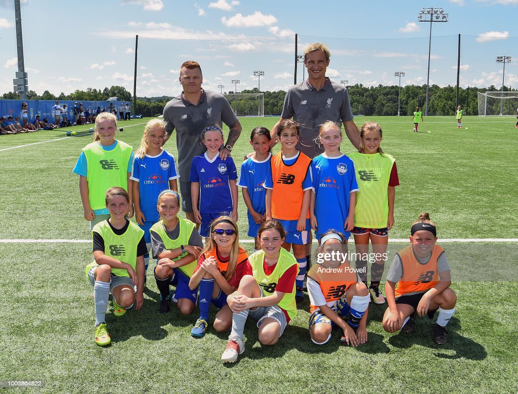 Liverpool FC Soccer Clinic