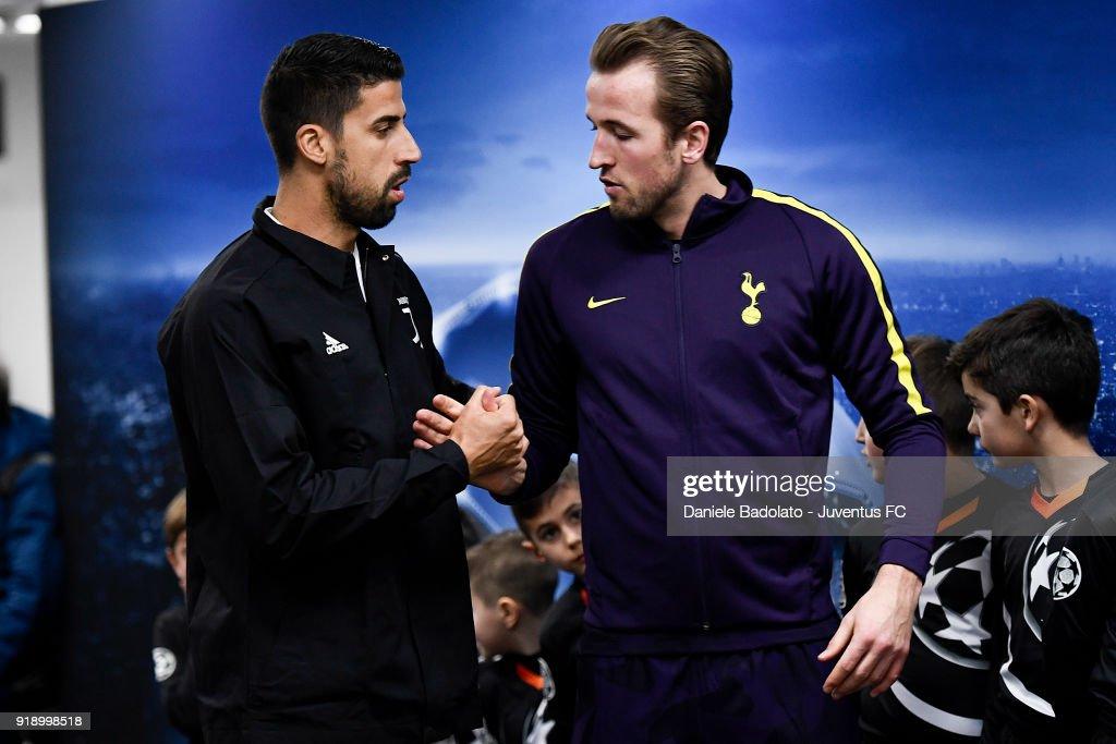 Juventus v Tottenham Hotspur - UEFA Champions League Round of 16: First Leg : News Photo