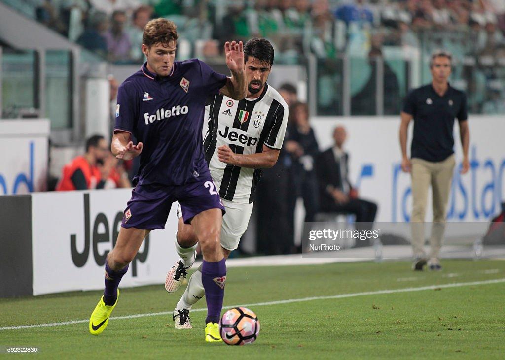 Juventus v Fiorentina - Serie A : News Photo