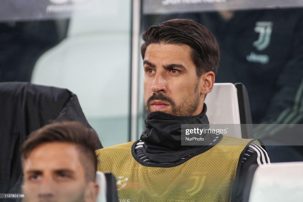Juventus v Ajax - UEFA Champions League Quarter Final: Second Leg : News Photo