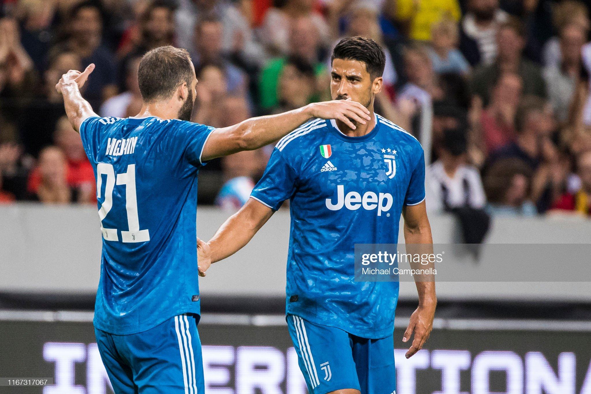 Atletico de Madrid v Juventus - 2019 International Champions Cup : News Photo
