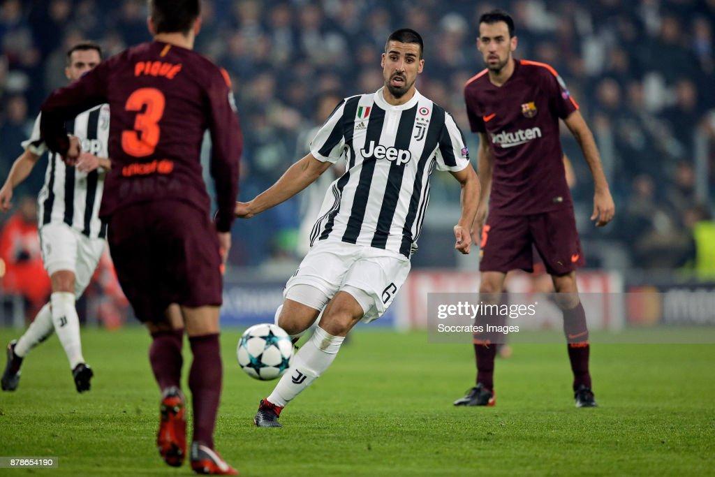 Juventus v FC Barcelona - UEFA Champions League : News Photo