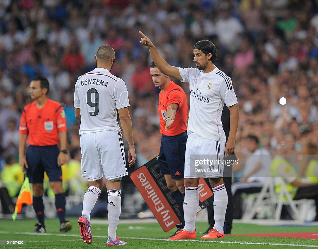 Real Madrid CF v Cordoba CF - La Liga : News Photo