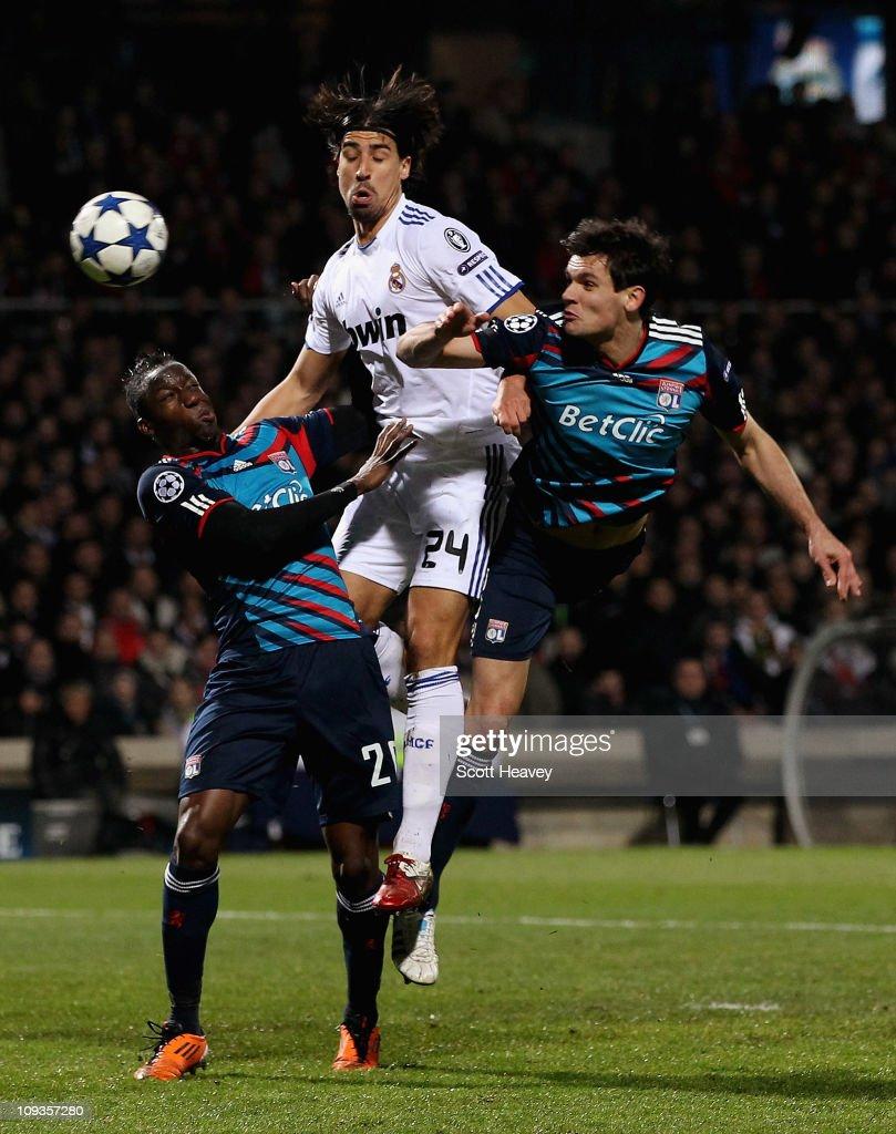 Lyon v Real Madrid - UEFA Champions League