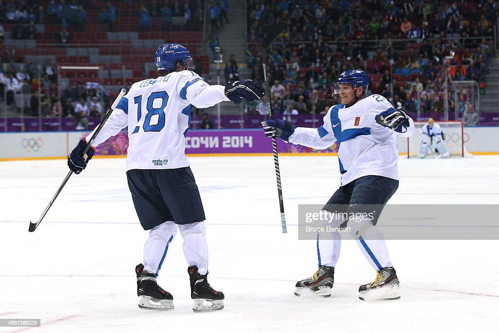 Ice Hockey - Winter Olympics Day 6