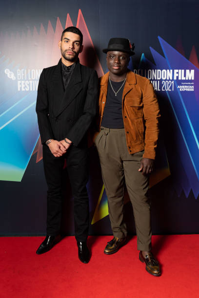 """GBR: """"A Tale of Love and Desire"""" UK Premiere - 65th BFI London Film Festival"""