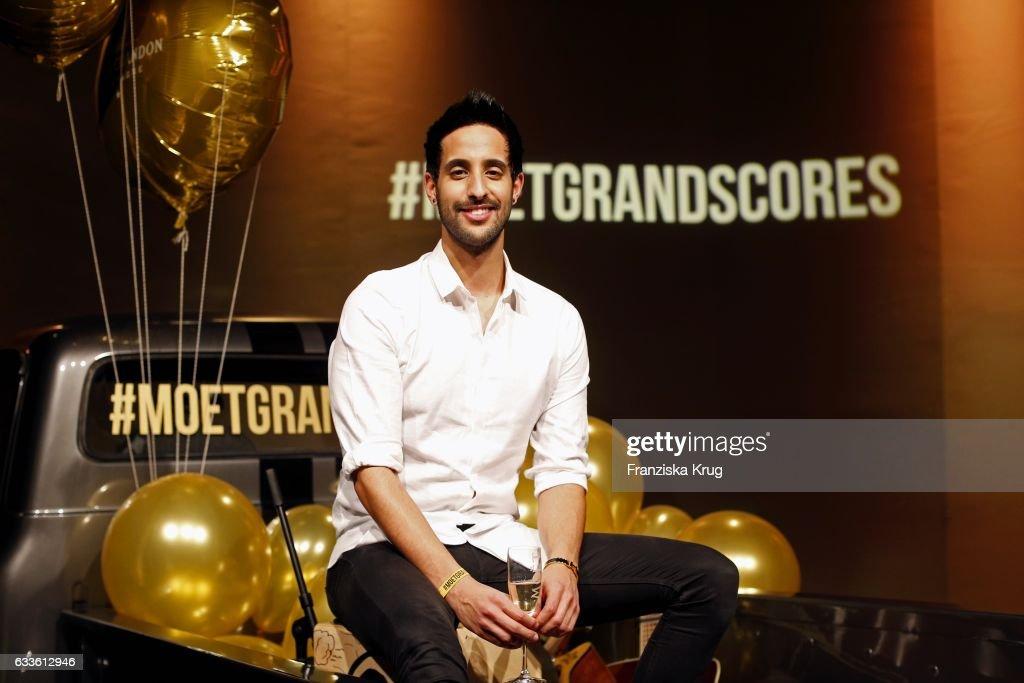 Moet & Chandon Grand Scores 2017 : News Photo