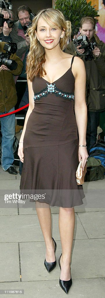 TRIC Awards 2005 - Arrivals