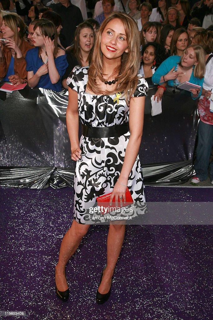 British Soap Awards ? Red Carpet Arrivals