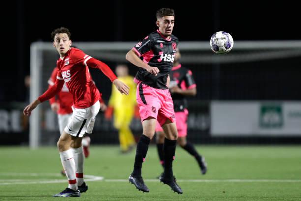 NLD: AZ Alkmaar v FC Volendam - Keuken Kampioen Divisie